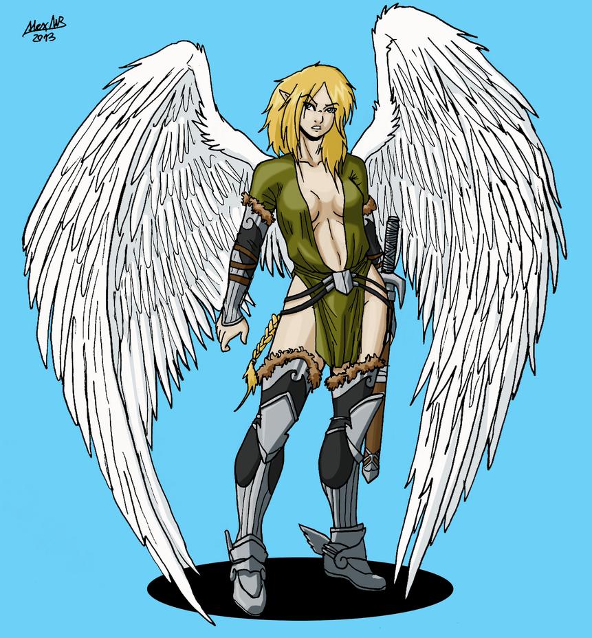 Battleborn Warrior of Mildred by Shabazik