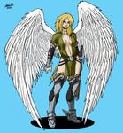 Battleborn Warrior of Mildred