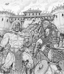 Orcs at the Gates!