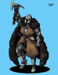 Human Knight of Nortender