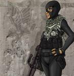 Militen Aquila Aurea Mercenary