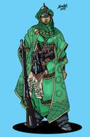 Human Alcachofi Princess by Shabazik