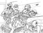 WK.CORP Mercenaries and Composite