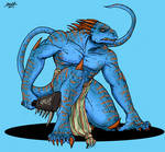Holldraak Temple Guard