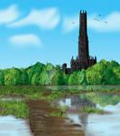 Dark Tower of the Swamp