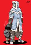 Giant Trelka Ice Witch