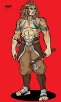 Draconian Steppes Raider by Shabazik