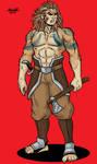 Draconian Steppes Raider