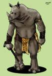 Rinohk Warrior