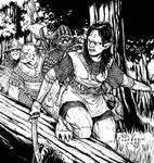 Warriors of Gundbarashal Clan