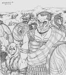 Orc Bodyguards