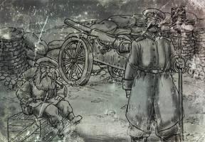 Robgorov Gunners by Shabazik