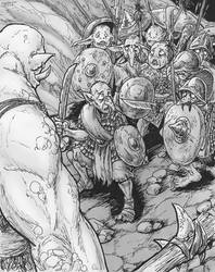 Goblin Hero by Shabazik