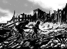 Stalingrad by Shabazik