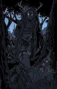 Swamp Druid