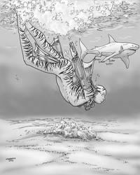 Shark Tamer by Shabazik