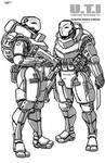 UTI Infantry of Marine