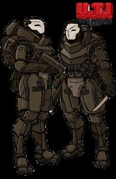 UTI Corporate Infantry of Marine
