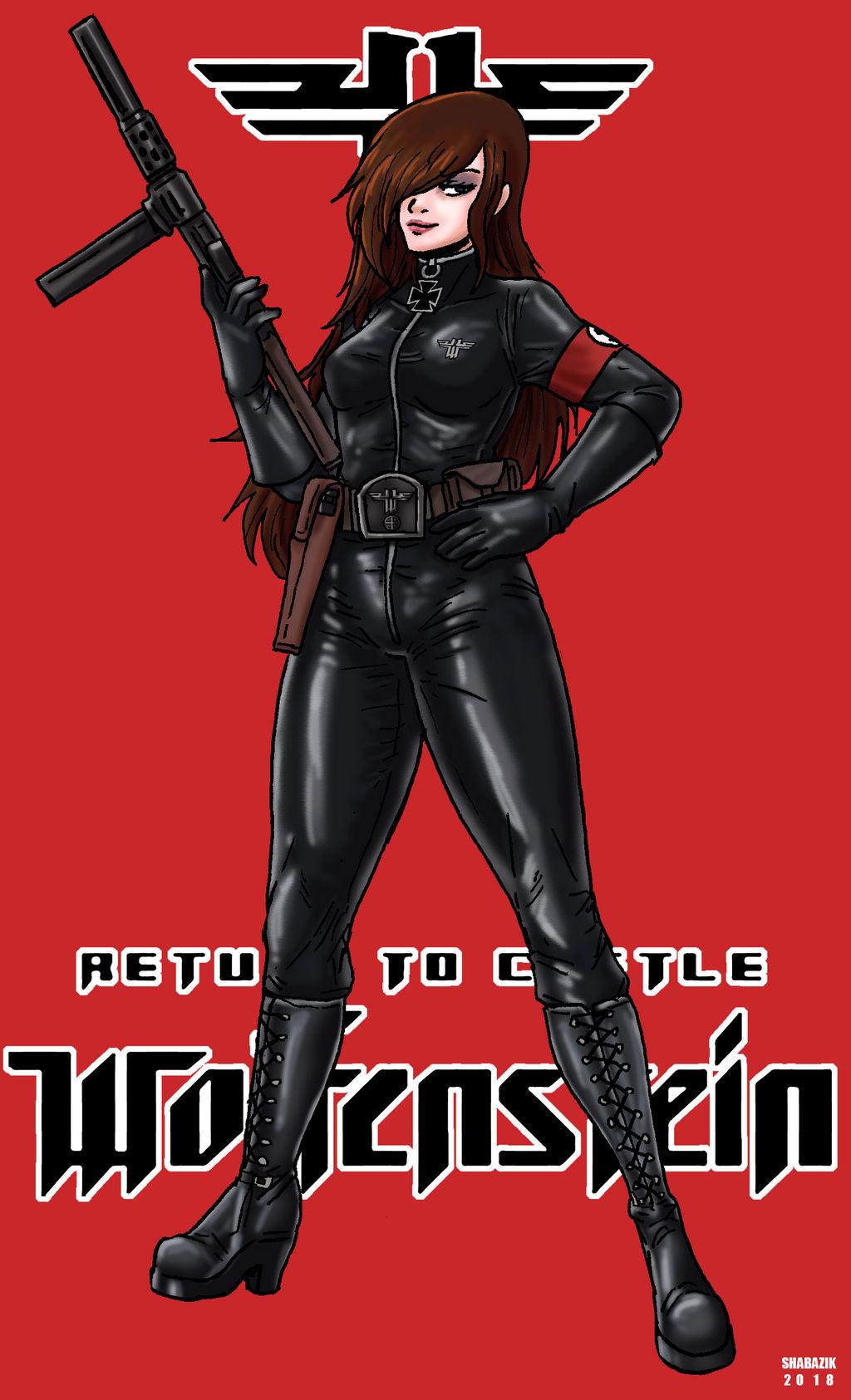 Guardia de Élite (Wolfenstein)   Wolfenstein Wiki   FANDOM