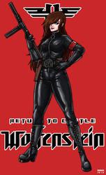 Wolfenstein Elite Guard by Shabazik