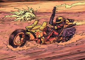 Mars Bikers