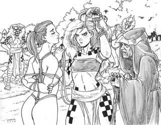 Getting an Achastian Bride by Shabazik