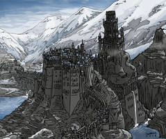 The City of the Wicked of Zaghal
