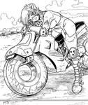 AZPHAR Biker
