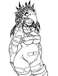 Bynatu the Huntress by Shabazik