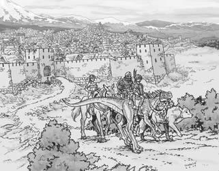 Messengers of Khar-Bad by Shabazik