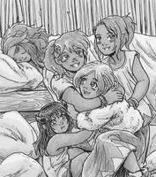 Best sisters evah by Shabazik