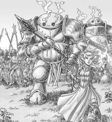 Imperial Wargolems by Shabazik