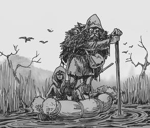 Men of the Swamp by Shabazik