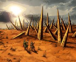 The Desert of Death