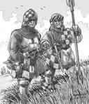 Achastian Infantry