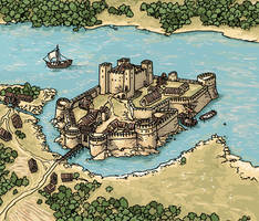 Castle of Argalamoza