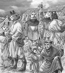 Cynocephaly, the Dogmen