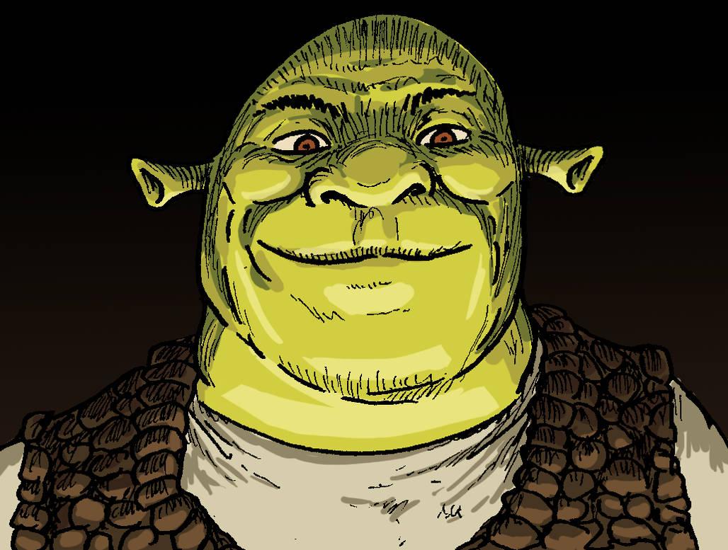 Shrek By Shabazik On Deviantart