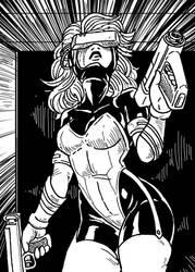 Celestial Meridian Hunter-Killer Cyborg