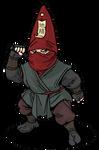 Gnome Ninja Assassin by Shabazik