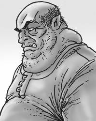 The Landlord Orc