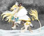 Carefree Snowbunny