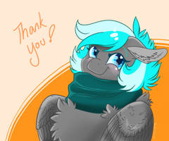 Thanks! by KyuremGirl