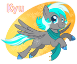 My Little Kyu by KyuremGirl