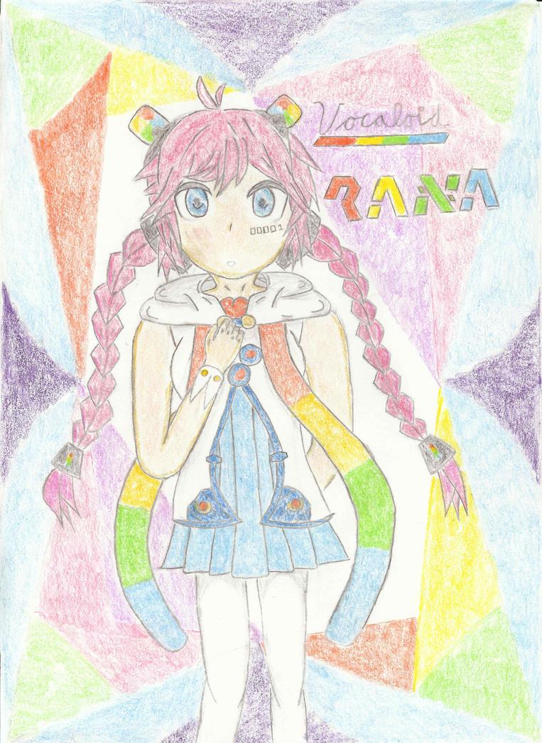 ~Vocaloid Rana~ by Chalysane