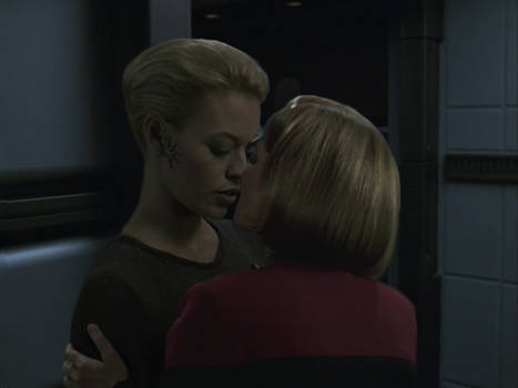 Star trek: Voyager Kathryn Janeway/Seven of Nine 8
