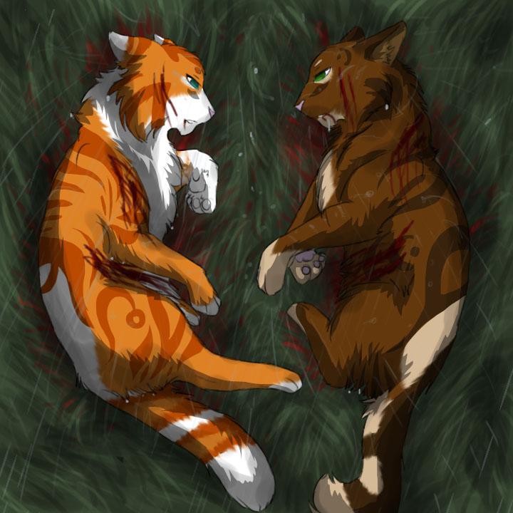 Warrior Cats Dead: Brothers By RiverSpirit456 On DeviantArt