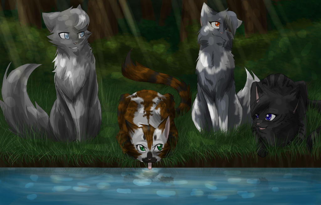 Warrior Cats Blossomkit MURDERER - Page 3 - Wa...