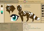 OC Reference: River/paw/...