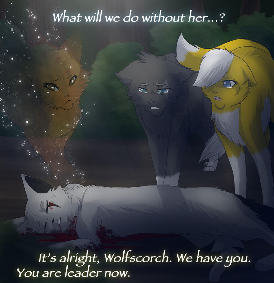 Warrior Cats Dead: Intended Death By RiverSpirit456 On DeviantArt